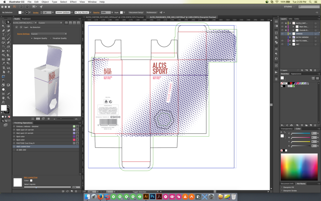 Studio Toolkit for Boxes